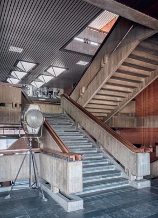 stjepanovic - zgrada fdu u bulevaru umetnosti, novi beograd (2)