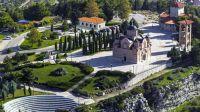 Konkurs: Idejno arhitektonsko-urbanističko rešenje uređenja kompleksa Hercegovačke Gračanice