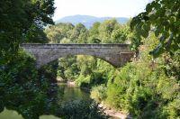 """КОНКУРС за израду урбанистичко - архитектонског решења дела """"Старе чаршије"""" и непосредног окружења - идејно решење новог моста у Ивањици"""
